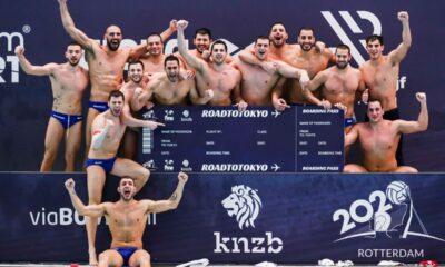 , Πετάμε για Τόκιο! Η Ελλάδα 13-10 την Ρωσία, προκρίθηκε για 16η φορά σε Ολυμπιακούς Αγώνες