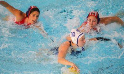 , Πόλο-Eurolague: Λύγισαν στο τέλος τα κορίτσια του Ολυμπιακού, 14-12 η Σαμπατέλ