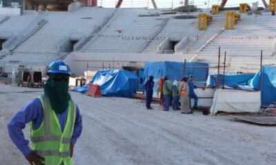 , Στοιχεία σοκ: 6.500 εργάτες έχουν χάσει τη ζωή τους σε έργα για το Μουντιάλ του Κατάρ!