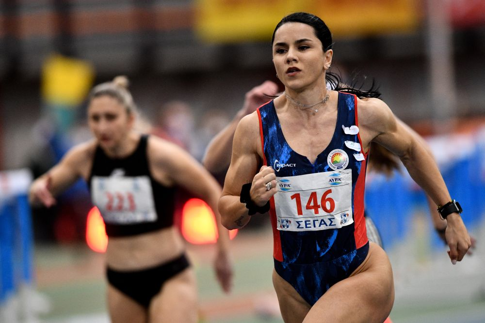 , Ολυμπιακοί Αγώνες 2020: Η Ραφαέλα Σπανουδάκη με 23.16 προκρίθηκε στον ημιτελικό των 200 μ.