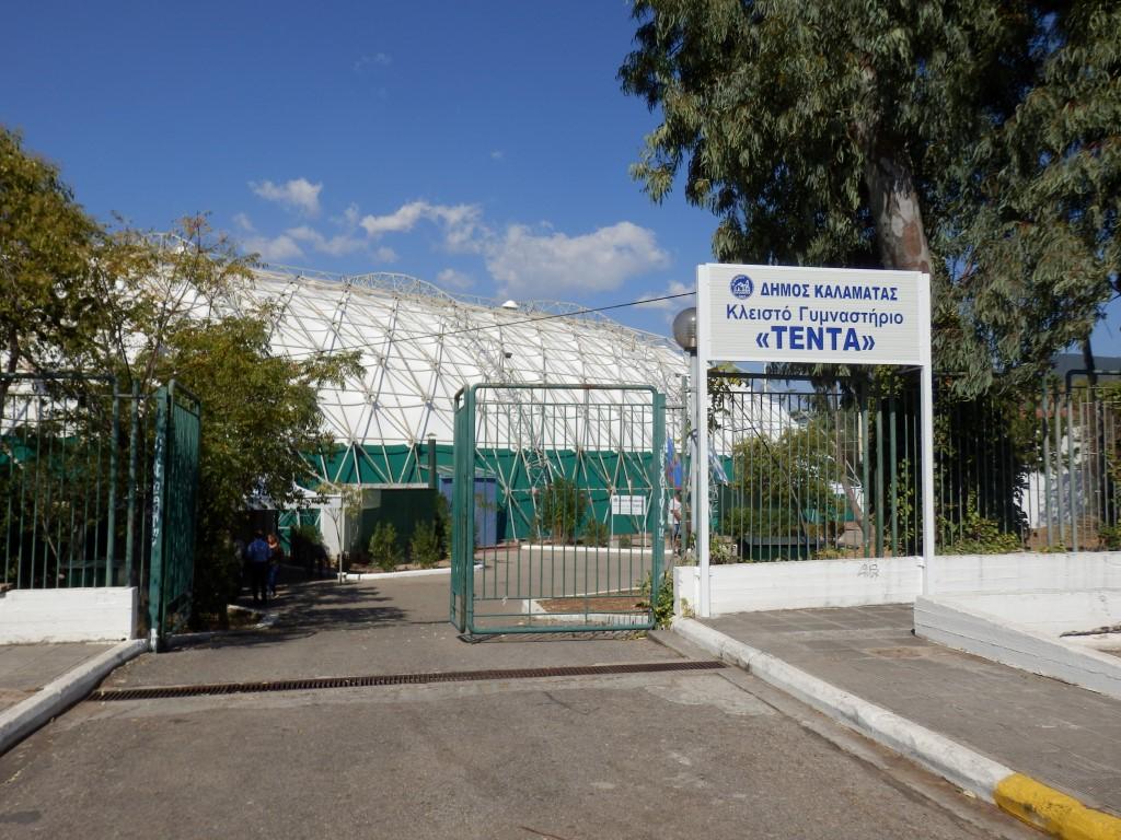 , Καλαμάτα: Την Τέντα προτείνει ο Δήμαρχος για εμβολιαστικό κέντρο