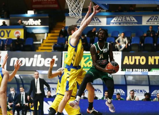, Basket League: Ο Παναθηναϊκός επέστρεψε από το -12 και νίκησε στο Περιστέρι (βαθμολογία)
