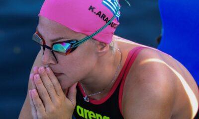 , Κολύμβηση: Επιστολή 23 πρωταθλητών σε Αυγενάκη-Μαυρωτά