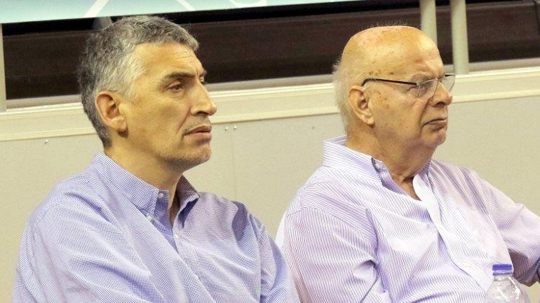 , ΕΟΚ: Βασιλακόπουλος, Φασούλας και Παπανικολάου στην προσωρινή διοίκηση