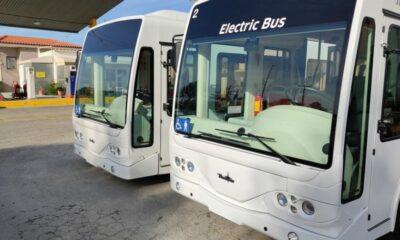, Καλαμάτα: Περνάει στην ηλεκτροκίνηση ο Δήμος με δυο ηλεκτρικά λεωφορεία και απορριμματοφόρο