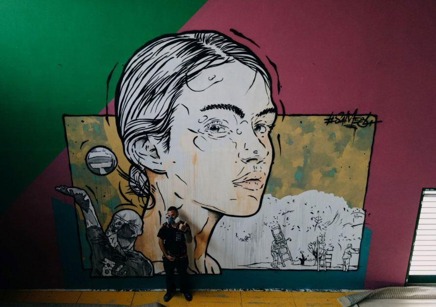 , «Η Τέχνη του Δρόμου» της ΕΡΤ3 αύριο (19/3) στην Καλαμάτα