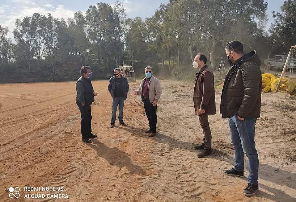 , Πλατύ: Αυτοψία Στάθη Αναστασόπουλου στο γήπεδο