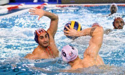 , Τσάμπιονς Λιγκ πόλο: Ισοπαλία χρυσάφι για τον Ολυμπιακό, 8-8 με την Σπαντάου