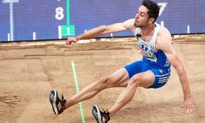 , ΜΕΓΑΣ Τεντόγλου: Χρυσό στο Ευρωπαϊκό με κορυφαία επίδοση φέτος στον κόσμο 8.35 μ.!