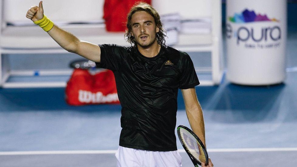 , Τσιτσιπάς – Μουσέτι 2-0: Στον τελικό του Mexican Open ο Στέφανος με αντίπαλο τον Ζβέρεβ