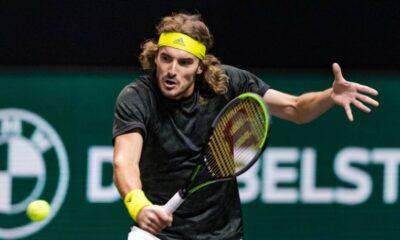 , Τένις: Αποκλείστηκε ο Τσιτσιπάς