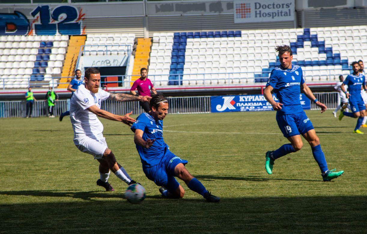 , Football League: Δοκιμασία Ρόδου στο Αιγάλεω