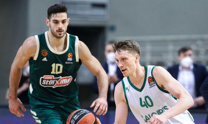 , EuroLeague: Στο Κάουνας ο Παναθηναϊκός, μάχη για δύο θέσεις στην 8άδα