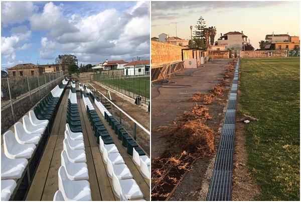 , Εράνη Φιλιατρών: Ευχαριστίες σε Λεβεντάκη για το γήπεδο (φωτο)