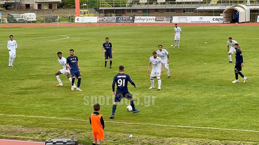 , Καλαμάτα-Επισκοπή 1-0: Επαγγελματική νίκη με Μπουσμπίμπα!