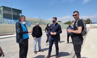 , Μεσσήνη: Στάδιο κόσμημα εντυπωσίασε Πομάσκι και πρωταθλητές- Έτοιμο τον Αύγουστο (φωτο)