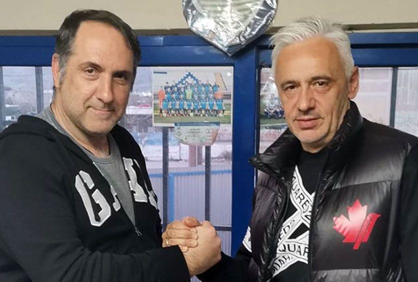 , Ο Χαραλαμπίδης νέος προπονητής στο Αιγάλεω