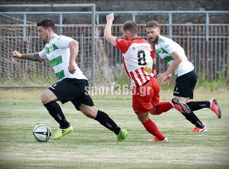 , Πάμισος Μεσσήνης – Παναιγιάλειος 0-1: Πρώτη εντός έδρας ήττα για τους πράσινους, κορυφή οι Αιγιώτες