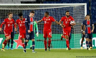", Champions League: Στους ""4"" με ήττες Παρί Σεν Ζερμέν και Τσέλσι"