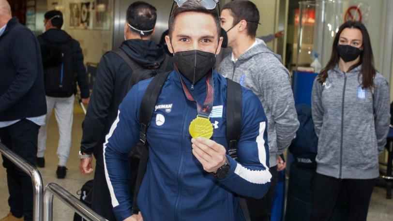 , Πετρούνιας: «7 μήνες απλήρωτοι οι αθλητές, μετάλλιο και στο Τόκιο»!