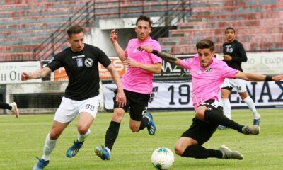 , Super League 2: Διπλό ελπίδας για Καραϊσκάκη Άρτας και Ιεράπετρα – Ισοπαλία στην Πάτρα