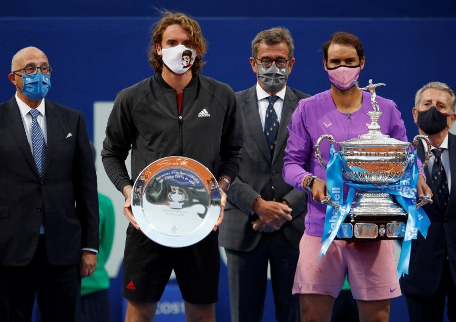 , Barcelona Open: Λύγισε στο τέλος ο Τσιτσιπάς από τον Ναδάλ (video)