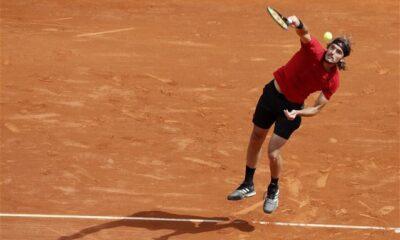, Monte Carlo Masters: Στον 3ο γύρο ο Τσιτσιπάς