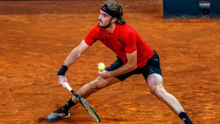 , Πέρασε χωρίς άγχος ο Τσιτσιπάς, με Ρούουντ σήμερα στον 3ο γύρο του Madrid Open