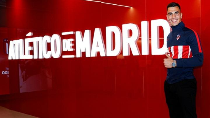 , Στην Ατλέτικο Μαδρίτης ο 18άχρονος Σταματάκης