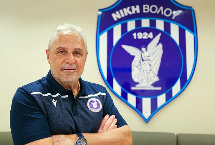, Nίκη Βόλου-Καλαμάτα: «Καταφέραμε να πετάξουμε δύο πολύτιμους βαθμούς», είπε ο Βοσνιάδης