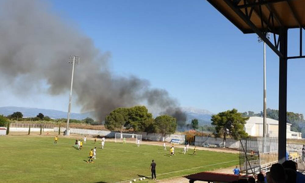 , Χάος στην Κάτω Αχαγιά: 29 προσαγωγές μετά από επεισόδια και πυρκαγιά λόγω καπνογόνου