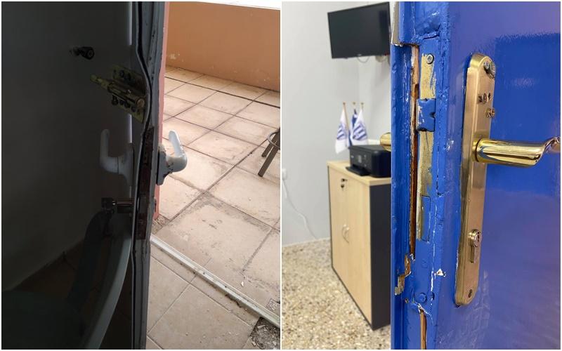 , Εθνικός Μελιγαλά: Παραβίασαν τα γραφεία της ομάδας στο Δημοτικό στάδιο (φωτο)