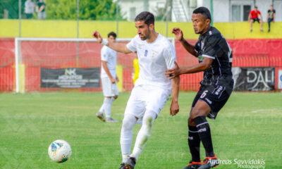 , Ιάλυσος – Καλαμάτα 0-0: Βαθμός και κορυφή για Μαύρη Θύελλα