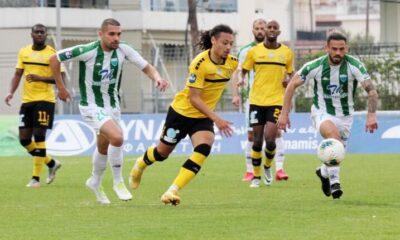 , Πλέι οφ Super league 2: Μάχες σε Λιβαδειά, Περιβόλια, Ρόδο