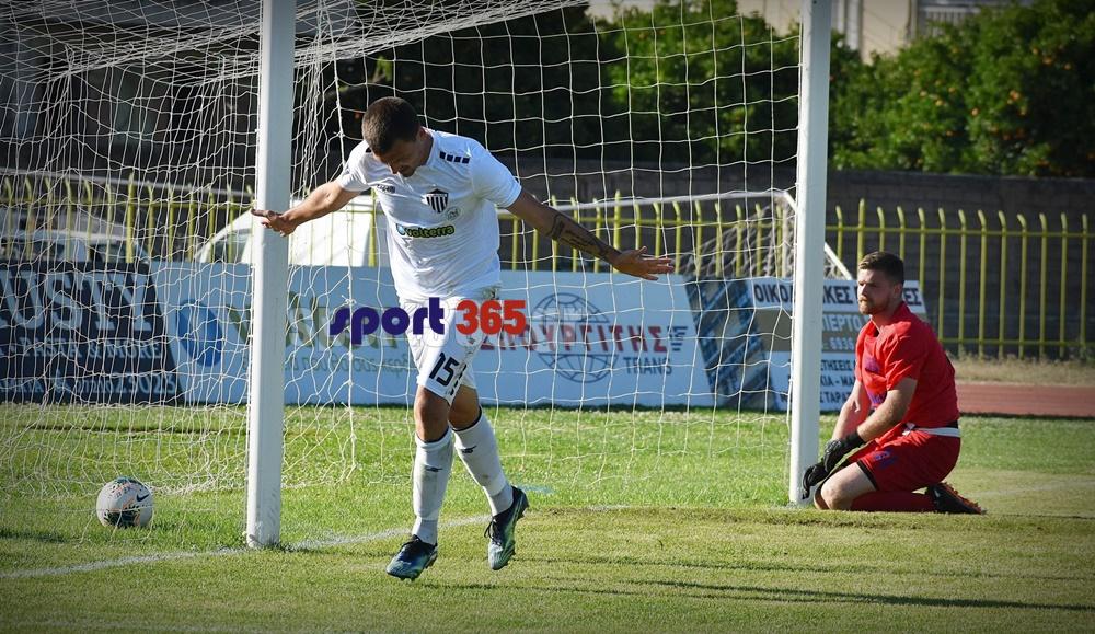 , Καλαμάτα- Ασπρόπυργος 2-0: Ο Μάρκο πήρε το όπλο του! (φωτο)