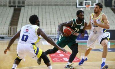 , Mπάσκετ: Στον τελικό Κυπέλλου ο Παναθηναϊκός, 108-71 το Λαύριο