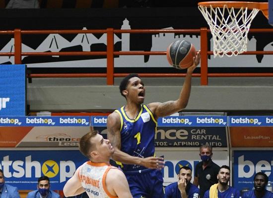 , Basket League: To Λαύριο νίκησε στην Πάτρα και ισοφάρισε- Σε 5ο ματς η πρόκριση στον τελικό