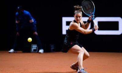 , Απίθανη Σάκκαρη, τον 3ο γύρο του Madrid Open
