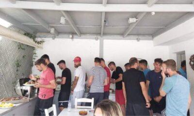 , Σαντορίνη: Οικογενειακό τραπέζι και αποστολή για Αστέρα Βλαχιώτη