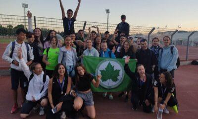 , Στίβος: Λάμψη Μεσσηνιακού στο διασυλλογικό Κ18