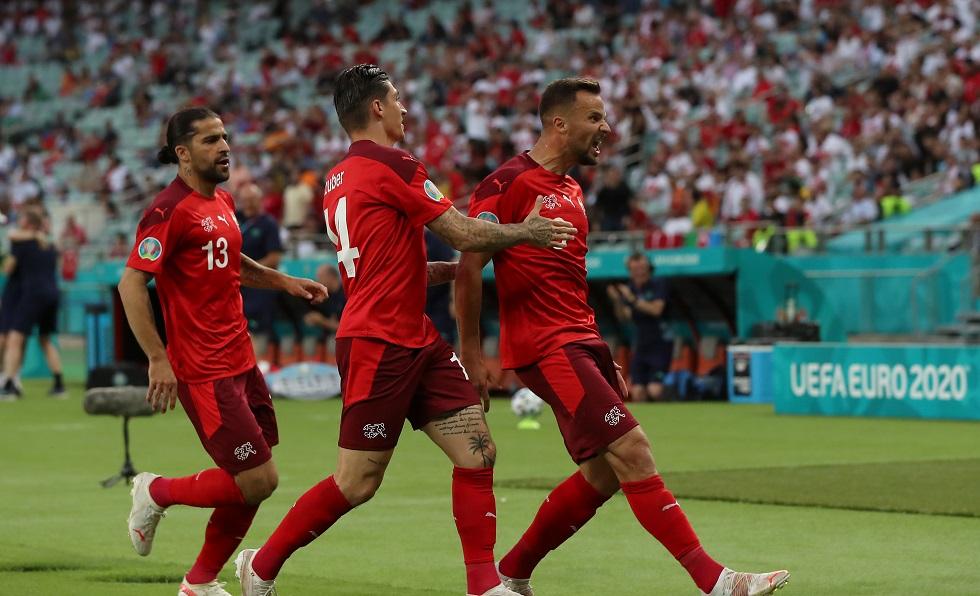 , Ελβετία-Τουρκία 3-1: Έκανε το καθήκον της και περιμένει… (video)