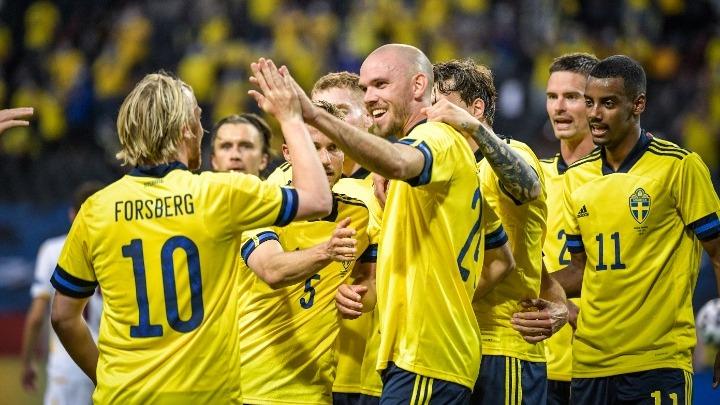 , Διεθνή φιλικά: Νίκες για Σουηδία, Ρωσία και Ισραήλ