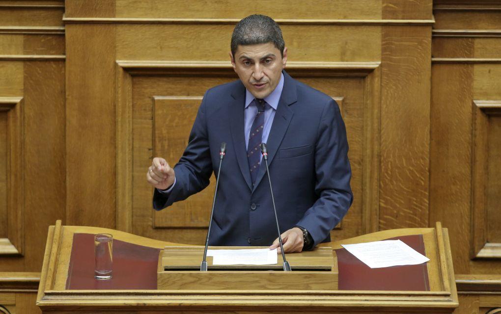 """, Αυγενάκης στη Βουλή: """"Υποχρεωτικό δίπλωμα εκπαίδευσης πρώτων βοηθειών για κάθε προπονητή – σεμινάρια διάσωσης"""""""