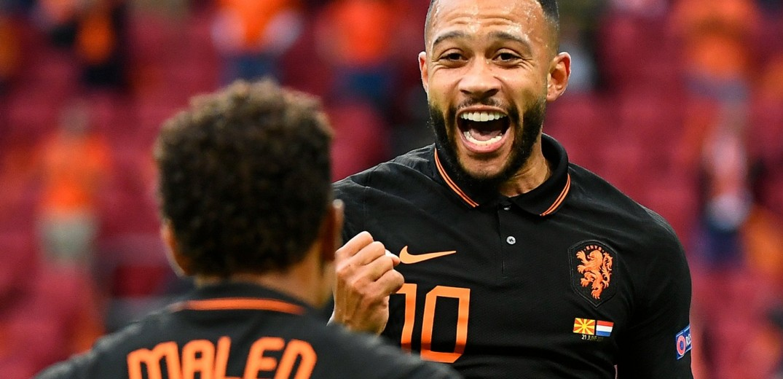 , Euro 2020: Τριάρα σαν σε προπόνηση η Ολλανδία – Αποθέωση στο αντίο Πάντεφ