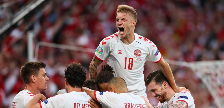 , Ρωσία – Δανία 1-4: Πρόκριση με πάρτι (video)