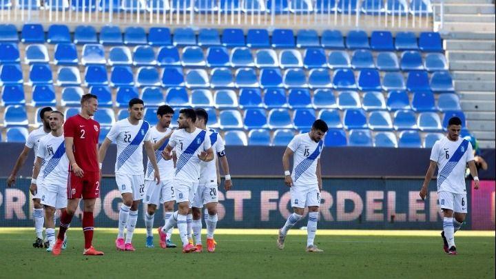 , Άριστη για ένα ημίχρονο η Ελλάδα, 2-1 τη Νορβηγία (video)