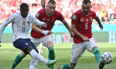 , EURO 2020: Έκπληξη από Ουγγαρία, 1-1 με τη Γαλλία