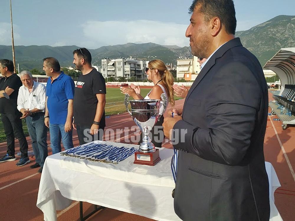 """, """"Είμαστε πια πρωταθλητές!"""" Η κούπα του πρωταθλητή στον ουρανό της Καλαμάτας! (φωτο)"""