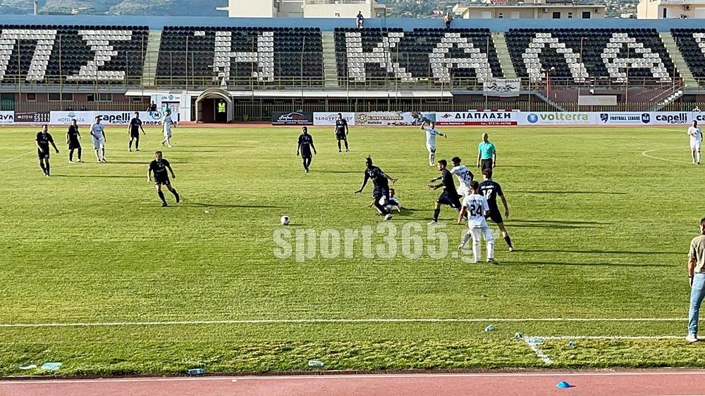 , Καλαμάτα- Καλλιθέα 1-0: Νίκη τίτλου με Μπακαγιόκο στο 94′ υπό το βλέμμα Πρασσά! (φωτο)