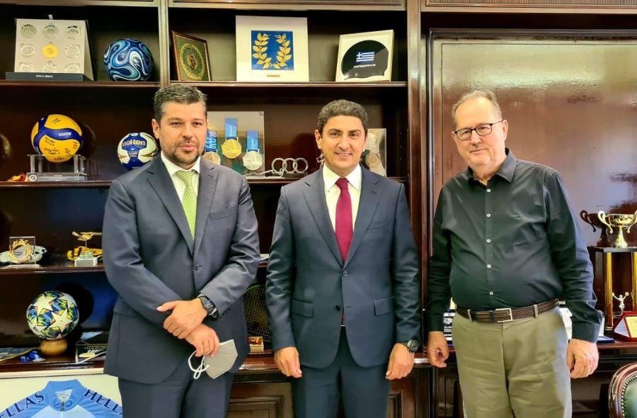, Υφυπουργείο Αθλητισμού, Περιφέρεια Πελοποννήσου και ΔΕΗ συμφώνησαν για την άμεση αναβάθμιση της πίστας Motocross στη Μεγαλόπολη